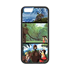iPhone 6 Plus 5.5 Inch Cell Phone Case Black Castle in the sky 001
