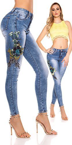 Vaqueros mujer Fashion skinny Fashion Vaqueros para xFwTEP