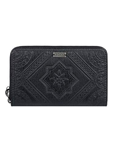 Roxy Oopsie Daisy Wallet, Anthracite