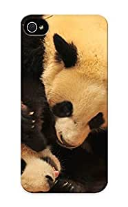 New Fashionable Summerlemond UUFiRU-3327-XgEuD Cover Case Specially Made Case For Sam Sung Galaxy S5 Cover (animals Panda Bears )