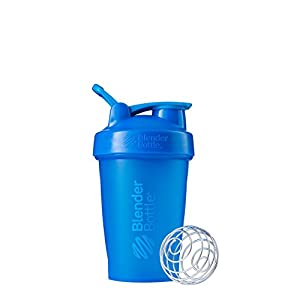 BlenderBottle Classic Loop Top Shaker Bottle, 20-Ounce