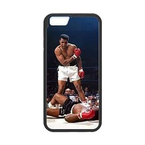 iPhone 6 Plus 5.5 Inch Cell Phone Case Black Muhammad Ali Qtrh