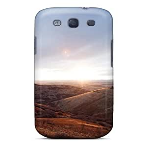 Durable I 84 On The Hills Of Pleton Oregon Back Case/cover For Galaxy S3