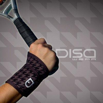 Neoprene Wrist Support Wrap (Carbon)