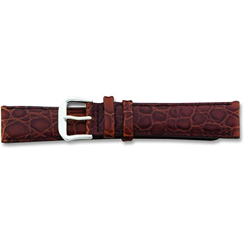 de-beer-brown-alligator-grain-leather-watch-band-19mm