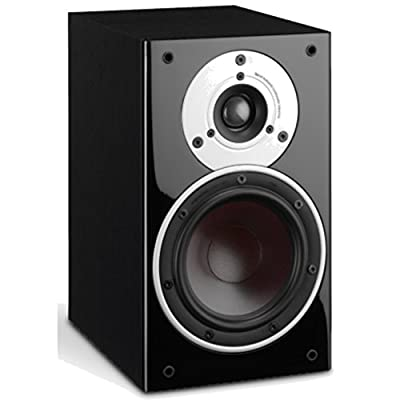 DALI - ZENSOR 1 - Bookshelf Speaker in Black (pr) from Dali