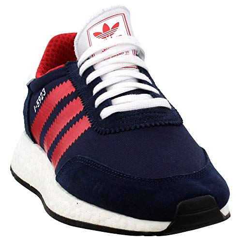 adidas Originals I-5923 Shoe - Men's Casual 9.5 Collegiate Navy/Red/White