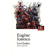 Les Chaises (Folio Théâtre t. 32) (French Edition)