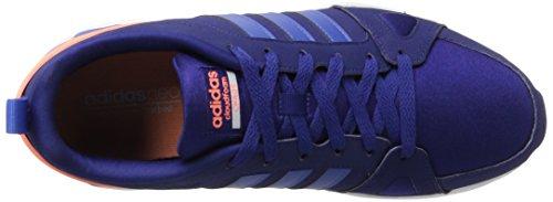 adidas Cloudfoam Chaos W, Zapatillas de Deporte para Mujer Varios colores (Multicolor (Tinuni / Azul / Brisol))