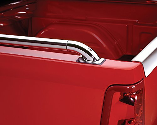 Upgrade Your Auto Putco Stainless Steel SSR Locker Side Rails for 2014-2015 GMC Sierra LD 5.5' Bed