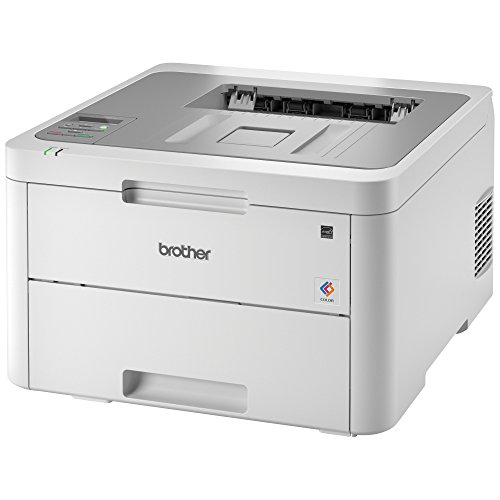 Brother HL-L3210CW Color Printer Printer Quality Results Wireless, Enabled, White
