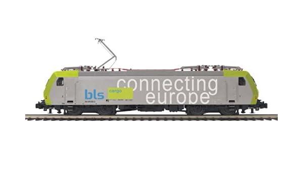 Desconocido Locomotora para modelismo ferroviario 0: Amazon.es: Juguetes y juegos