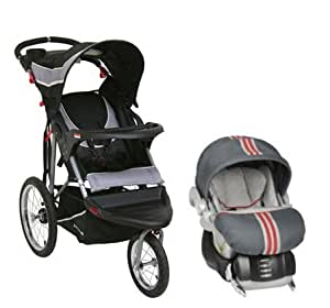 Amazon Com Baby Trend Expedition Swivel Jogging Stroller
