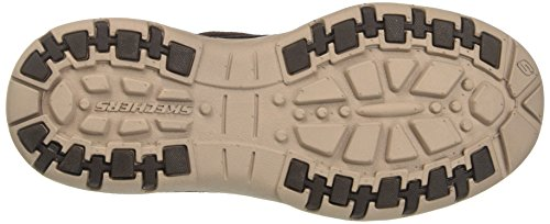 Skechers Heren Relaxed Fit-creston-vosen Bootschoen Chocolade