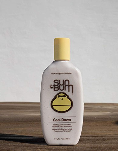 Price comparison product image SUN BUM Cool Down Hydrating After Sun Lotion (8oz), n/a