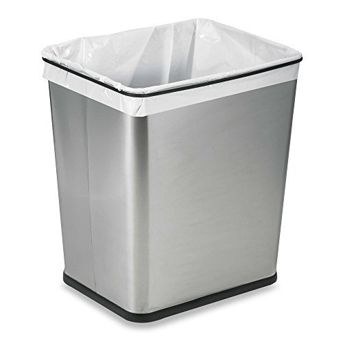 (Polder Under-The-Counter 7-Gallon Recycle/Trash Can by Polder)