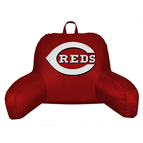 MLB Cincinnati Reds Bed Rest, 19 x 12, Bright (21 Cincinnati Reds Jersey)
