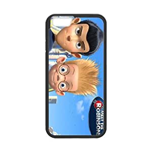 iPhone 6 4.7 Inch Cell Phone Case Black Disney Meet the Robinsons Character Lewis Yvbb