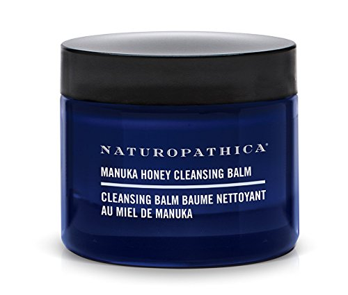 - Naturopathica Manuka Honey Cleansing Balm, 2.8 oz. | Promotes a Healthy Skin Microbiome with Moisturizing Manuka Honey and Nourishing Royal Jelly Peptides