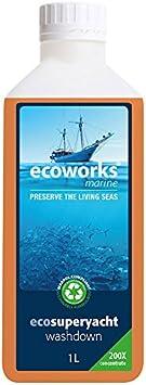 Ecoworks Marine EWM10112 Lavaggio Eco Superyacht