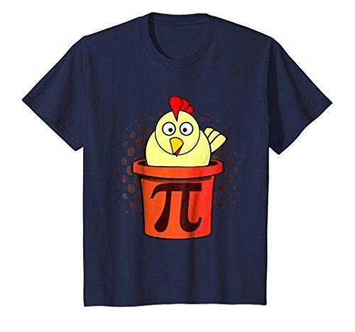 Chicken Pot Pie Shirt - Chicken Pot Pi T-Shirt Funny Math Jo
