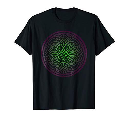 Celtic Knot T-Shirt Eternal Protection Shield Celtic Designs And Symbols