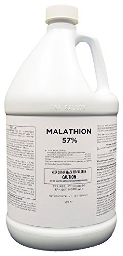 Emulsifiable Insecticide (MALATHION 57%, Emulsifiable insecticide concentrate (4X1 Gallon Case))