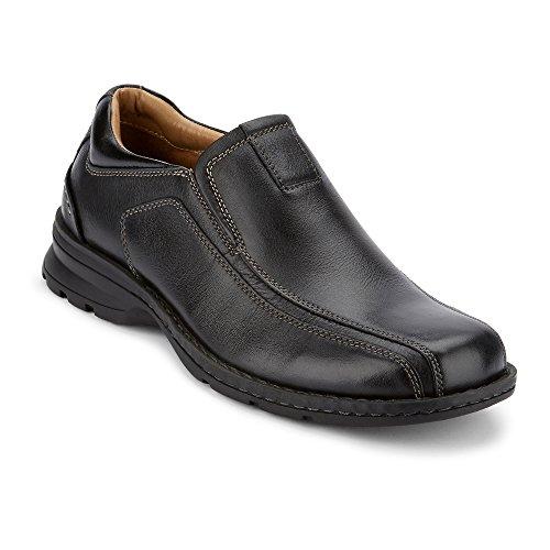 Dockers� Agent Mens Slip On Loafers BLACK 10.5W Men