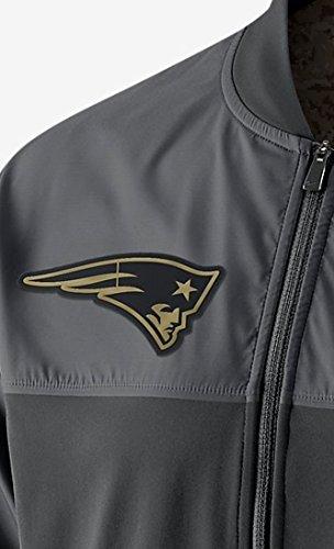 Nike Hybrid nfl Uomo Giacchetto Patriots Sts rrAwxq6