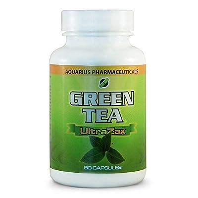 Green Tea UltraZax Green Tea Diet Supplement