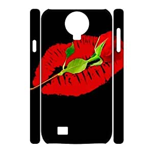 Kiss Design Top Quality DIY 3D Hard Case Cover for SamSung Galaxy S4 I9500, Kiss Galaxy S4 I9500 3D Phone Case