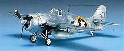 Academy Grumman F4F-4 Wildcat USN Model (F4f 4 Wildcat)
