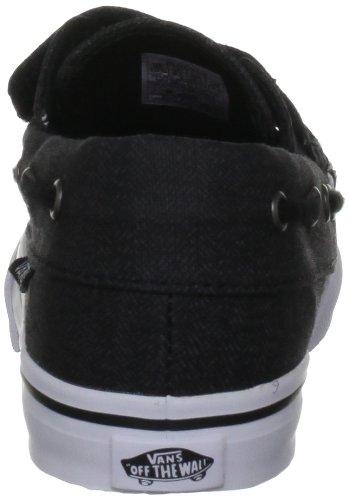 Leah Imprim Basses Pour Chaussures Baskets Vans Femme Noir aUpdaB