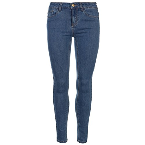 Golddigga Jeggings Jean Dark Blue Pantalones Vaqueros Ink Mujer 7qrEw7