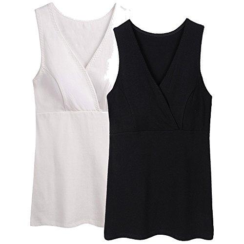 Abbigliamento Premaman Top, ZUMIY Maternit