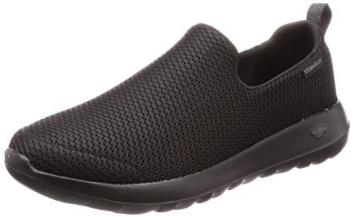 Skechers Performance Men's Go Walk Max Wide Sneaker, black, 8.5 EEE US (Best Max Width For Responsive Design)