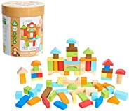 Early Learning Centre Wooden Bricks, Amazon Exclusive