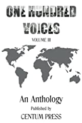 One Hundred Voices Volume 3 Paperback