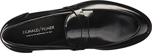 Sawyer Calf Box Black Donald Herren Pliner Loafer J tqw1qB