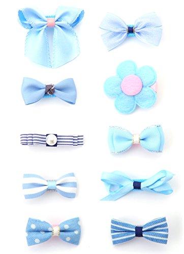 baby girls hair bows hair clips ribbon