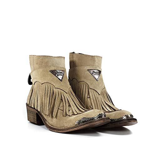 Ante De Layer Boots Bota Color Baja Arena Campera Oqnfgw1