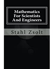 Mathematics For Scientists And Engineers