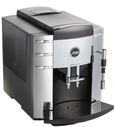 Jura-Capresso Impressa F9 Fully Automatic Coffee and Espresso Center