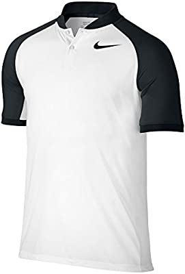 735525ab3 Men's Nike Dry Raglan Golf Polo-833079-101-S: Amazon.ca: Clothing ...