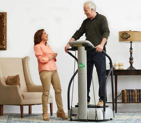 ZAAZ The #1 Whole Body Vibration Machine in The World The Machine That Changes Everything.(The Only Vibration Platform Thats FDA Approved)