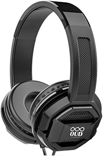 Oud Wired Headset Headphone Gaming Laptop 1.85m Wired Headphones