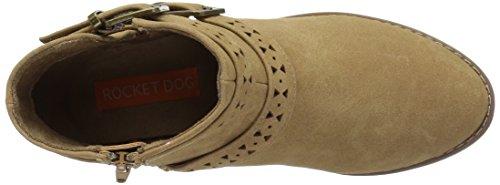 Rocket Dog Women's Mack Francois Pu Ankle Bootie Natural u8dwkGmM