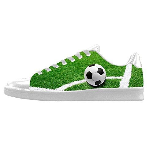 Descuento De Gran Venta Custom sport calcio Mens Canvas shoes I lacci delle scarpe in Alto sopra le scarpe da ginnastica di scarpe scarpe di Tela. Verdadera Salida D2LHKFvm