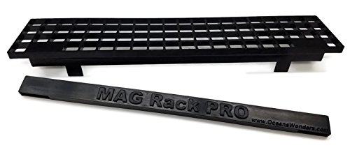 Oceans Wonders N52 Mag Rack Pro Magnetic Coral Frag Rack Holds Up To 30 Frag Plugs