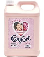 Comfort Regular Fabric Conditioner, Kiss of Flowers, 5L